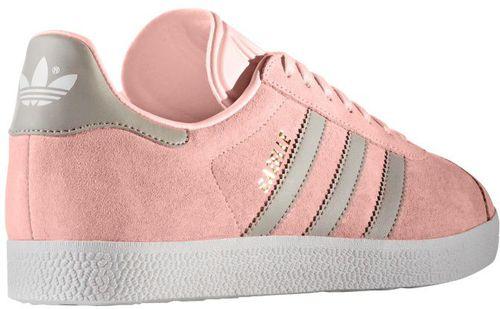 buty adidas gazelle rozowe