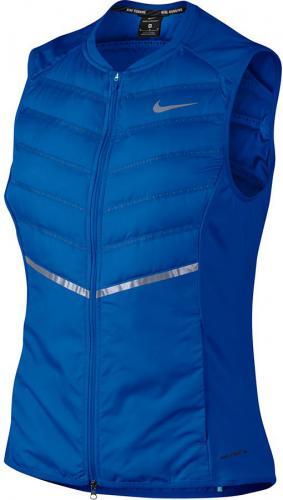 Nike Bezrękawnik damski Aeroloft Vest kolor niebieski r. XS (799849 452)