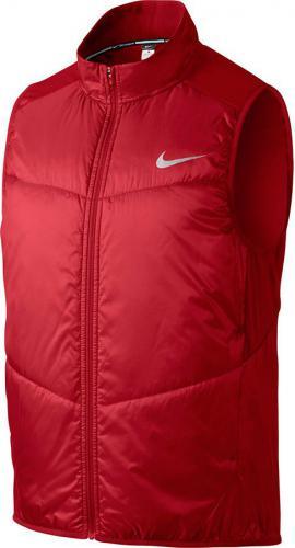 Nike Bezrękawnik męski Men's Polyfill Running czerwony r. S (689475 658)