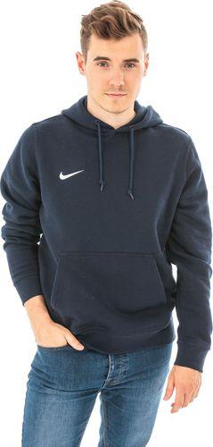 Nike Bluza męska Team Club Hoody granatowa r. XL (658498 451)