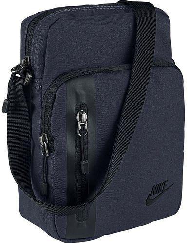 Nike NIKE CORE SMALL ITEMS 3.0 - Saszetka na ramię granatowa - 16430