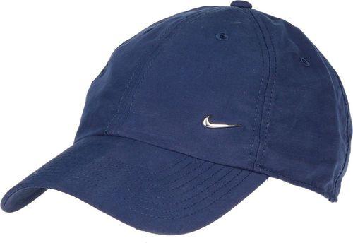 Nike Czapka z daszkiem Swoosh Cap Nike granatowy roz. uniw (340225451)