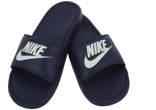 Nike Klapki męskie Benassi JDI granatowe r. 40 (343880 403)