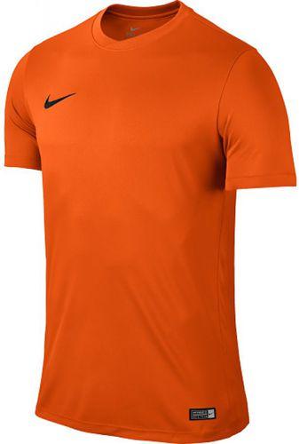 Nike Koszulka Park VI Boys pomarańczowa r. XL (725984 815)