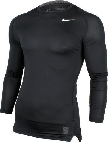 Nike Koszulka męska Pro Combat Cool Compression czarna r. M (703088 010)