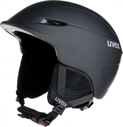 UVEX Kask narciarski Gamma Black Mat r. 58-61 cm  (56/6/189/20/07)