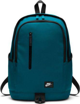 Nike Plecak sportowy All Access Soleday 25L zielony (BA4857 467)