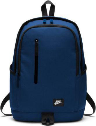 a1927197bd294 Nike Plecak sportowy All Access Soleday 25L niebieski (BA4857 431)