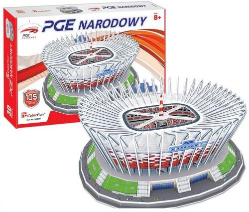 Dante Puzzle 3D Stadion PGE Narodowy