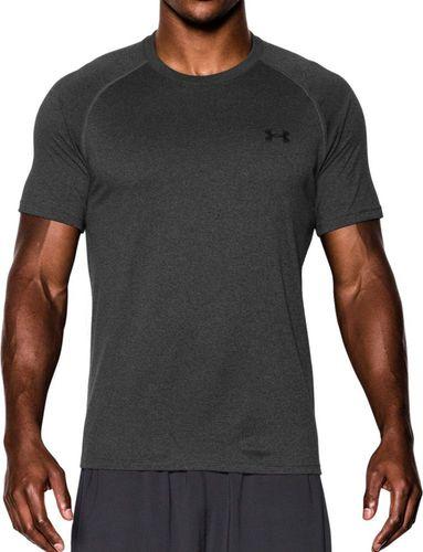 Under Armour Koszulka męska Tech Short Sleeve T-Shirt Carbon Heather r. XXL (1228539090)