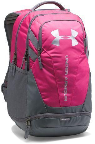 828bbe7fdee28 Under Armour Plecak sportowy Hustle 3.0 30L różowy