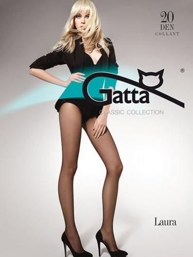 GATTA LAURA 20 - Rajstopy damskie  20 DEN Bronzo r. 5-XL (000219000527)