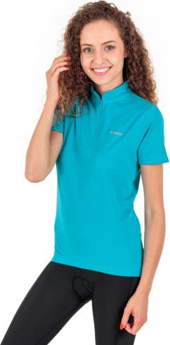 Brugi Koszulka damska 2KA6 377-AZZURRO niebieska r. S