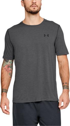 Under Armour Koszulka męska Threadborne T-Shirt Carbon Heather r. L (1289588090)