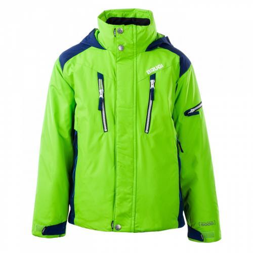 Brugi Kurtka narciarska juniorska 1AHL-SU7 Verde r. 42