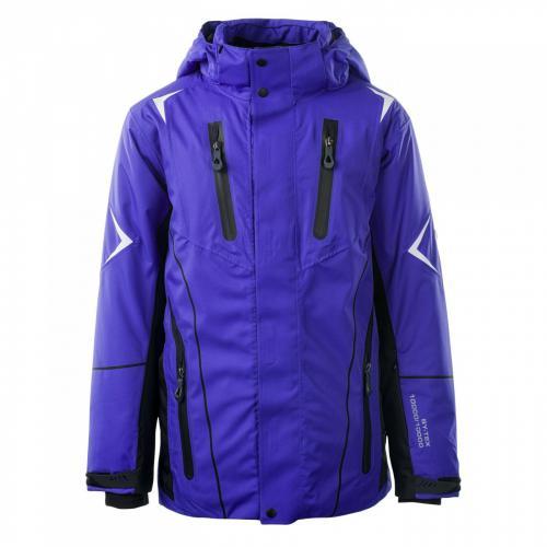 Brugi Kurtka narciarska dziecięca 1AHC-403 Bluette r. 44 (164-170 cm)