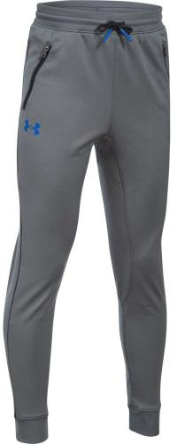 Under Armour Spodnie Pennant Tapered Pant szare r. S (1281072-041)