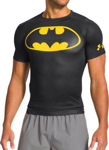 Under Armour Koszulka męska Alter Ego Transform Yourself Batman czarna r. S (1244399006)