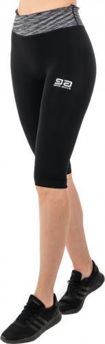 GATTA Spodnie Sport Leggins Black Melange r. S (0044651S36887)