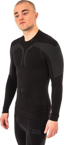 GATTA Koszulka męska Thermo Matt 0S Black Grey r. M (0042320S37959)