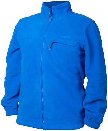 Brugi Bluza męska 4AKS 389-AZZURRO niebieska r. M
