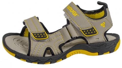 Brugi Sandały Dziecięce 1ZCX-R3L Beżowe r. 31