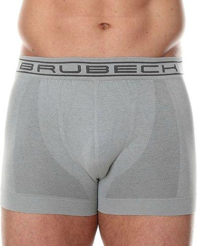 Brubeck Bokserki męskie Comfort Cotton szare r. XL (BX00501A)