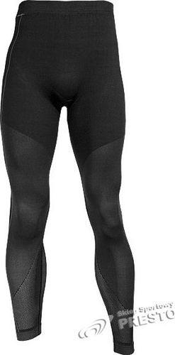 Brubeck Spodnie męskie LE00020 czarne r. S