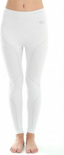 Brubeck Spodnie damskie Thermo perłowe r. XL (LE10420)