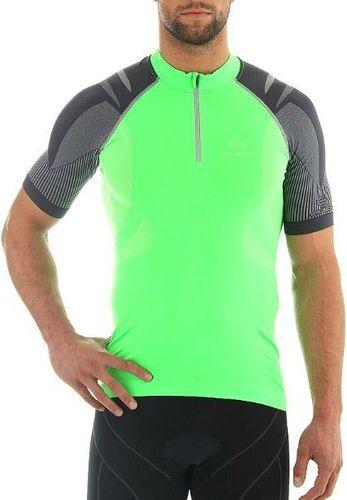 Brubeck Koszulka rowerowa Bicycle zielony r. S (SS10410)