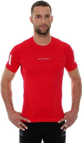 Brubeck Koszulka męska Brubeck czerwona r. XXL (SS11090)