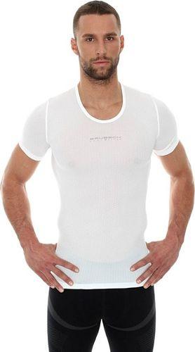 Brubeck Koszulka unisex Base Layer Brubeck biała r. XXL (SS10540)
