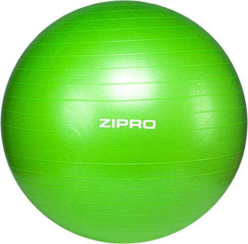Zipro Piłka gimnastyczna z pompką Gym Ball Anti-Burst 65cm zielony
