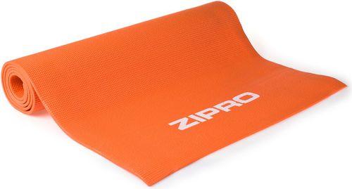 Zipro Mata do ćwiczeń 173x61cm PVC pomarańczowy