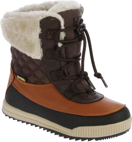 Hi-tec Śniegowce dziecięce Bamti cafee/saddle brown r. 33