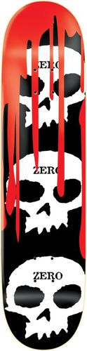 Deskorolka Zero Deck Skull Blood 7,875 Zero  roz. uniw