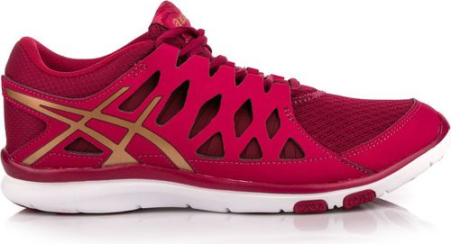 Asics Buty damskie Gel-Fit Tempo 2 Cerise/Pale Gold/White r. 38 (S563N2194)