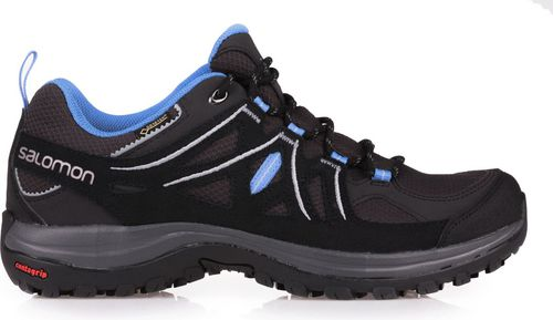 Salomon Buty damskie Ellipse 2 GTX W Asphalt/Black/Petunia Blue r. 40 (381629)