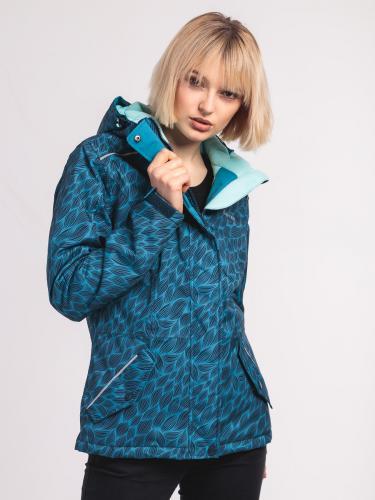 Hi-tec Kurtka damska Lady Laholm Insignia Blue/Faience/Aqua Splash r. XL