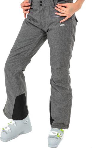 4f Spodnie damskie H4Z17-SPDN002 szare r. XL