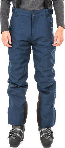 4f Spodnie męskie H4Z17-SPMN004 niebieskie r. XXL