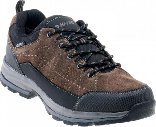 Hi-tec Buty męskie Batian brown/black/dark grey r. 43