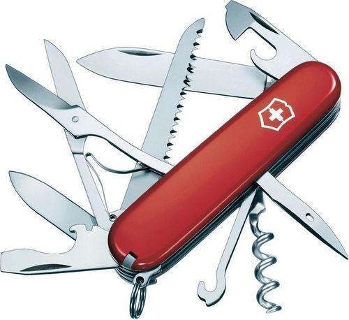 Victorinox Scyzoryk Huntsman Victorinox 1.3713 czerwony roz. uniw (1.3713)