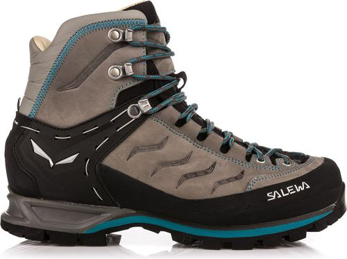 Salewa Buty damskie  Mountain Trainer Mid Leather Grey Pewter/Ocean r. 39 (63441-4053)