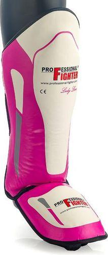 Professional Fighter Ochraniacze piszczeli i stopy damskie Lady Line Modern Professional Fighter  roz. M (08249)