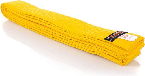 Professional Fighter Pas do kimona Professional Fighter żółty roz. 300 cm (02160)