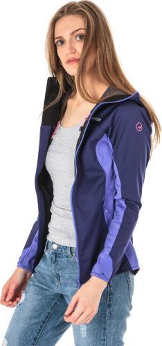Hi-tec Kurtka damska Lady Avesta astral aura/blue iris/fluo pink r. S