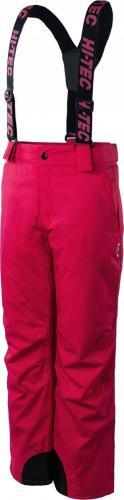 Hi-tec Spodnie dziewczęce Draven Jr Virtual Pink/ Black r. 158