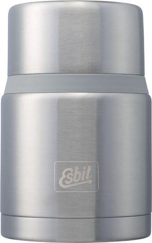 Esbit Termos próżniowy na żywność Food Jug Plus 0.75L Esbit Steel/Grey roz. uniw (FJ750SP-BS)