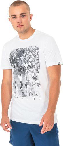Etnies T-shirt męski Run SS biały r. M
